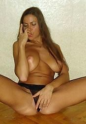 picture collection of a sexy bigtittied amateur babe from GF Melons