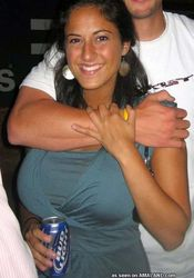 Picture collection of steamy hot big-chested amateur honeys from GF Melons