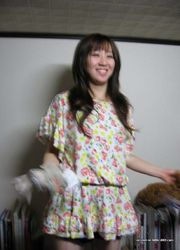 Picture collection of an amateur kinky Oriental cutie from MeAndMyAsian