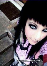 Picture collection of a mix of amateur emo hotties from My Alternative GF