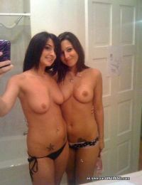 Picture collection of amateur lesbians playing with each other from My Lesbo GF