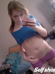 Amateur selfshot pictures got to our big porn collection from Self Shot