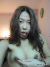Sexy Amateur Korean GF selfshooting from Sluts With Phones