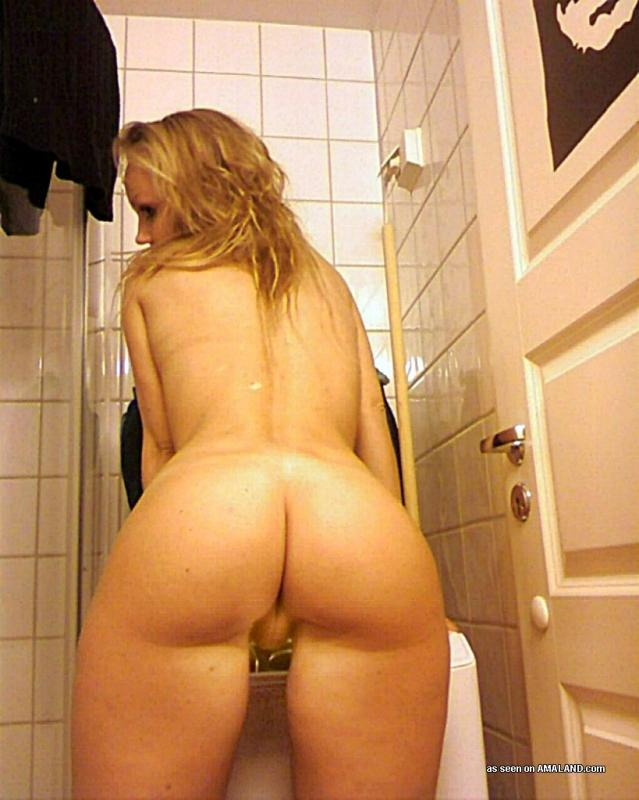 Are hot amateur blonde nude