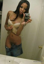 Steamy hot naughty amateur ebony GF selfshooting from The GF Network