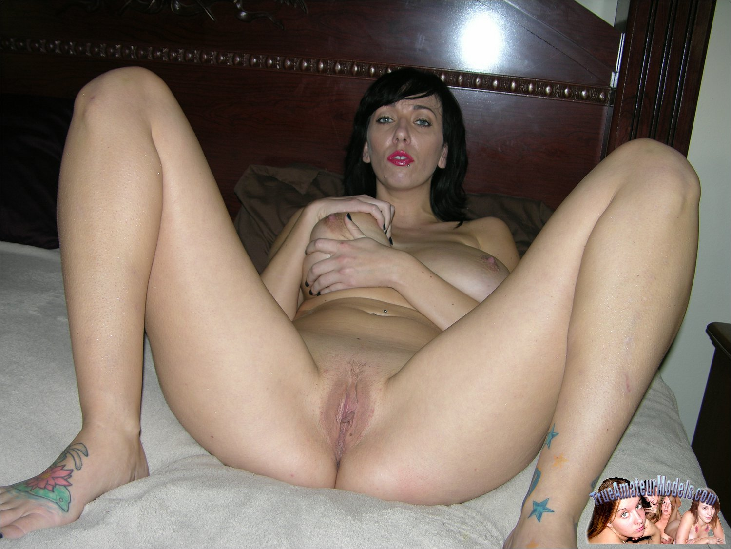 True amateur models mature milf