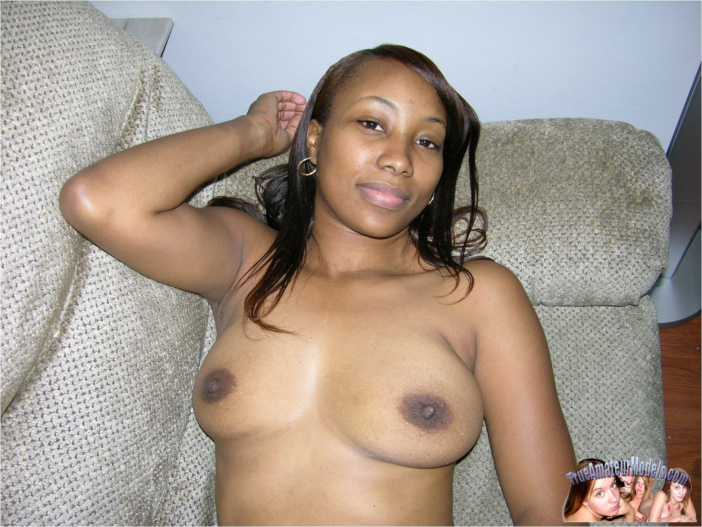 black girl models nude